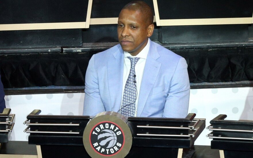"""Teisėjus užsipuolusiam """"Raptors"""" prezidentui – solidi NBA bauda"""