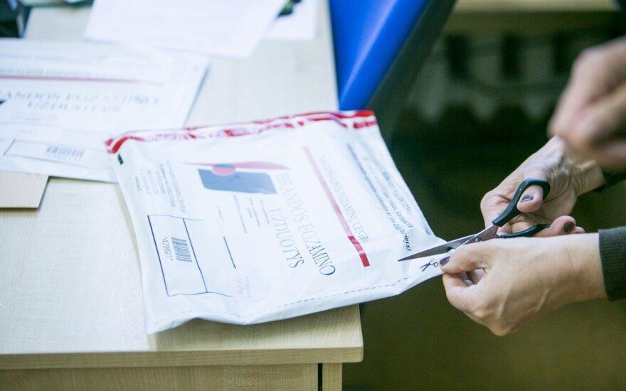 Lietuvoje vyks rusų kalbos egzaminas