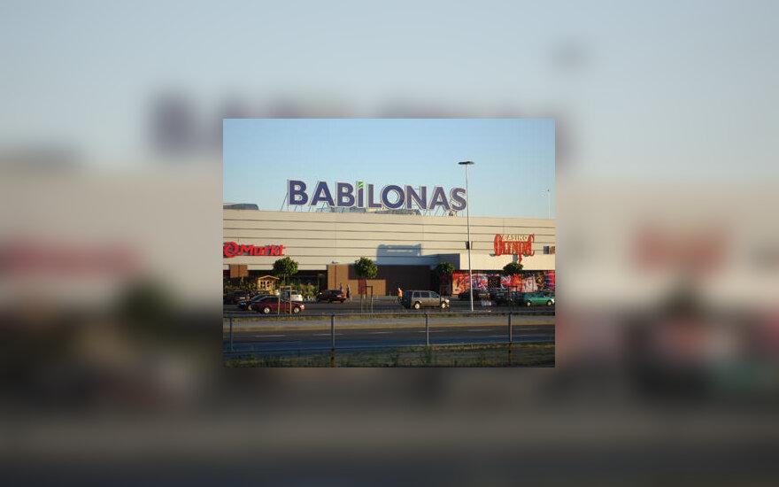 """Prekybos ir pramogų centras """"Babilonas"""""""