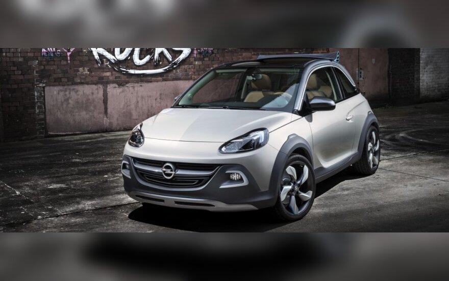 Opel Adam Rocks koncepcija