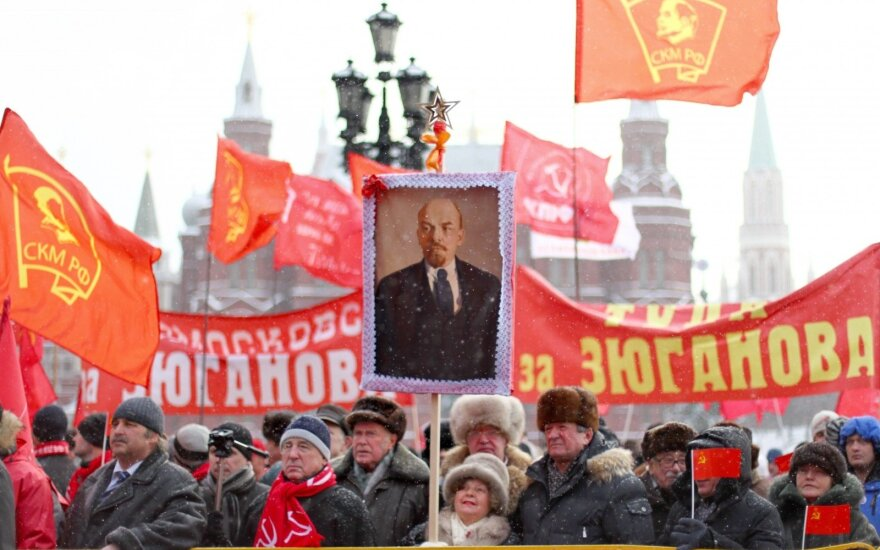 Communists in Russia