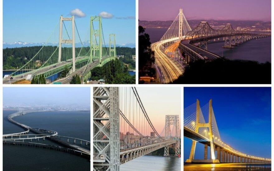 Brangiausi tiltai