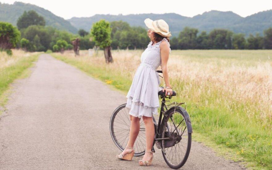 """""""Velomaratonas"""" pataria, kaip pradedantiesiems išsirinkti dviratį"""