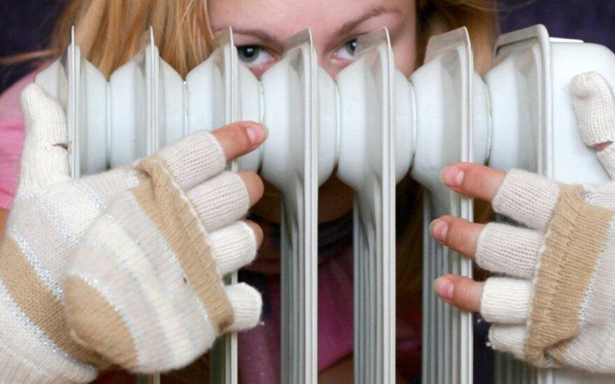 Klaipėda šildytis neskuba: laukia gyventojų prašymų