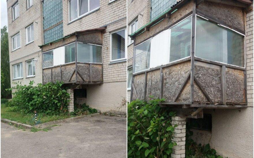 """Savadarbė """"būda"""" Kaišiadorių r. piktina vietos gyventoją"""