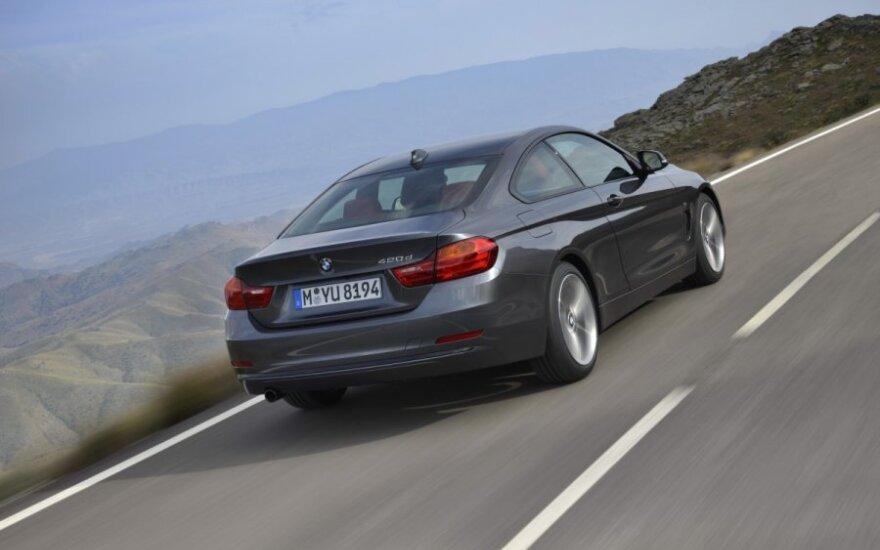 Prezidentei, Seimo pirmininkui ir premjerui – nauji automobiliai