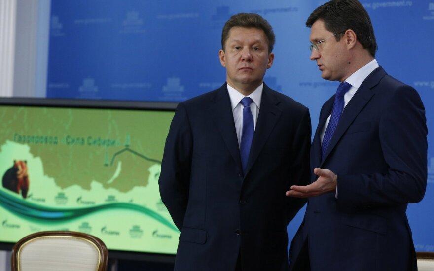 Aleksėjus Mileris, Aleksandras Novakas
