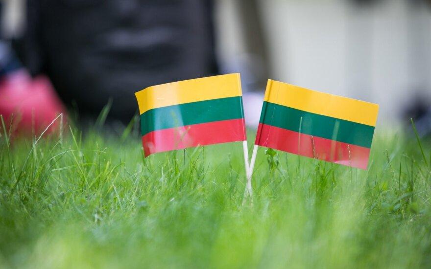 Startavo 2000 kilometrų Trispalvės žygis aplink Lietuvą
