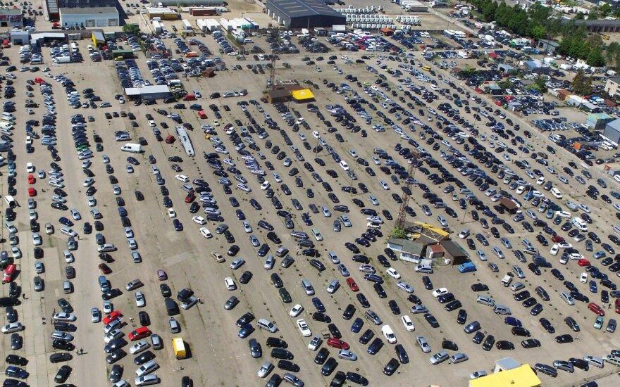 """Nemalonios naujienos """"Audi"""": atšaukia 1,16 mln. automobilių"""