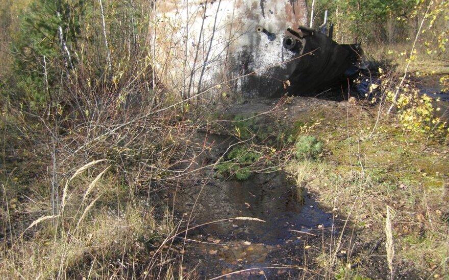 Metalo vagims žala aplinkai buvo nė motais