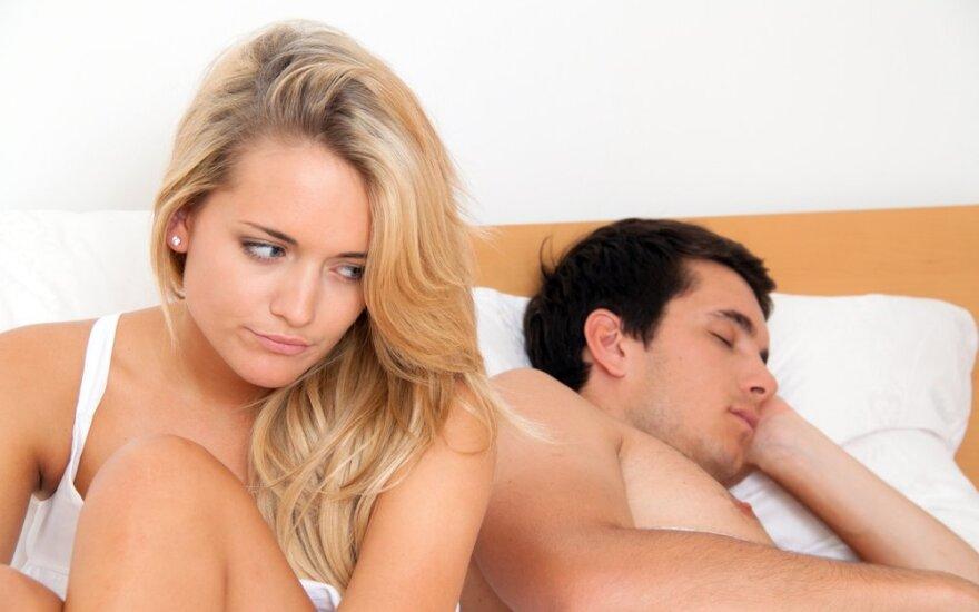 Mokslininkai paaiškino, kodėl po sekso vyrai užmiega: ar tai ženklas, kad jie nebejaučia meilės?