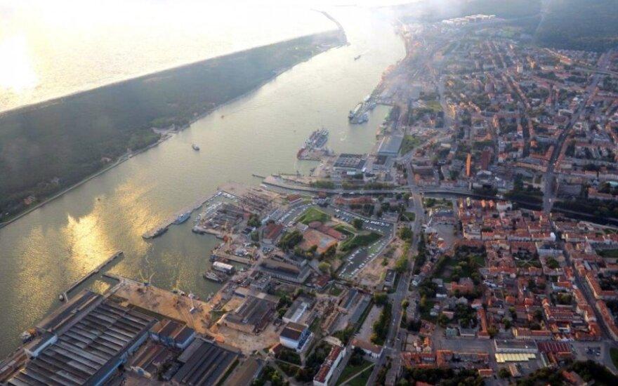 Uosto direkcija – viena sėkmingiausiai dirbančių Lietuvos įmonių