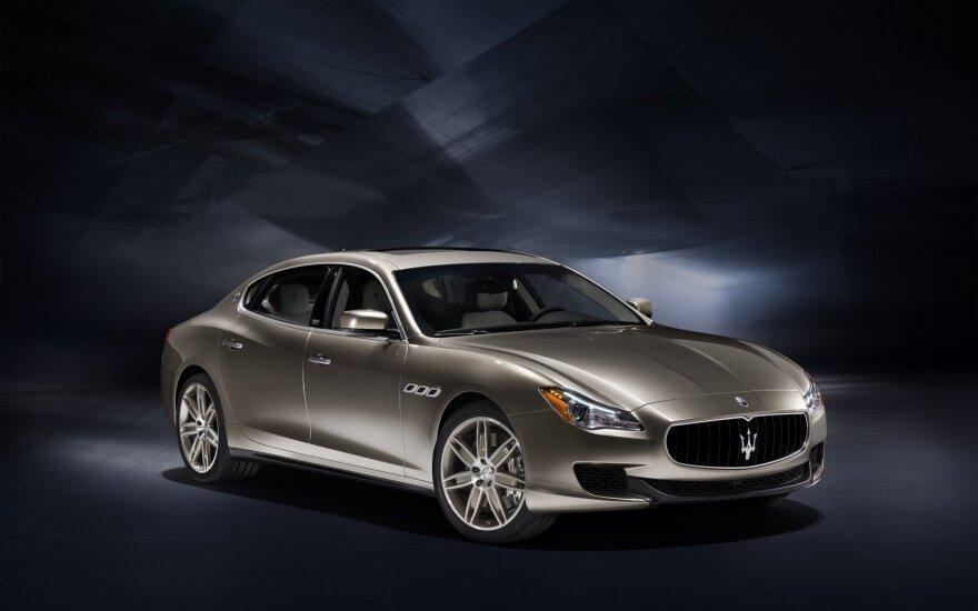 """""""Maserati Quattroporte Ermenegildo Zegna"""""""