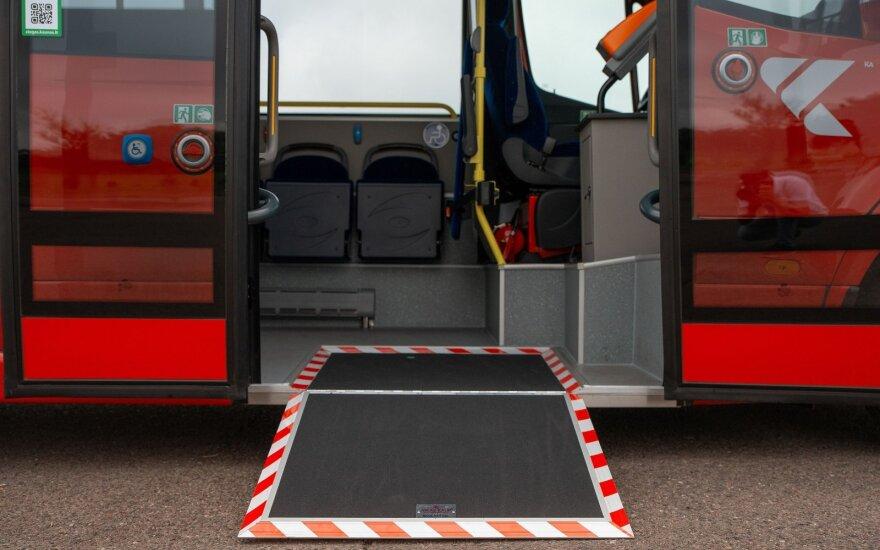 Kauno Autobusai to buy 100 MAN buses for EUR 24 mln