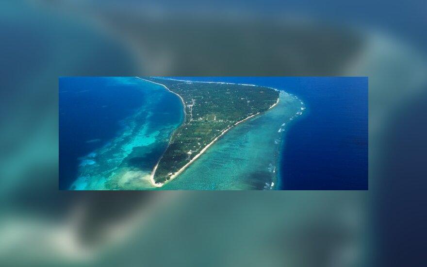 Kuwajeleino atolas, Maršalo salos