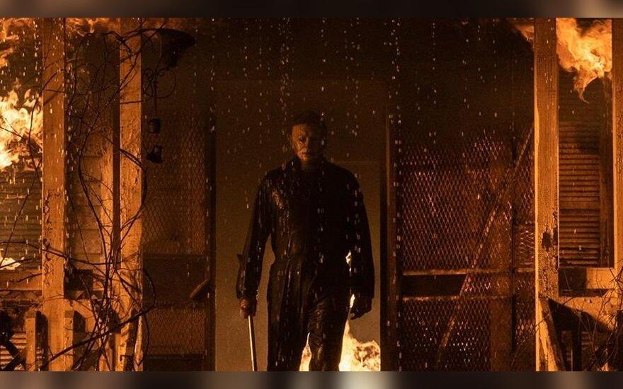 """Kadras iš filmo """"Helovinas žudo"""""""