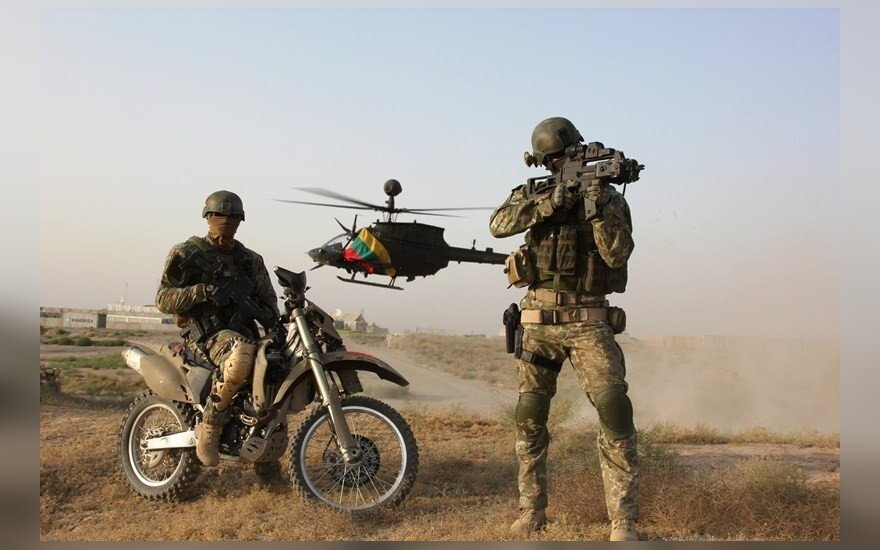 Lithuania to send up to 130 soldiers on international missions in 2016-2017