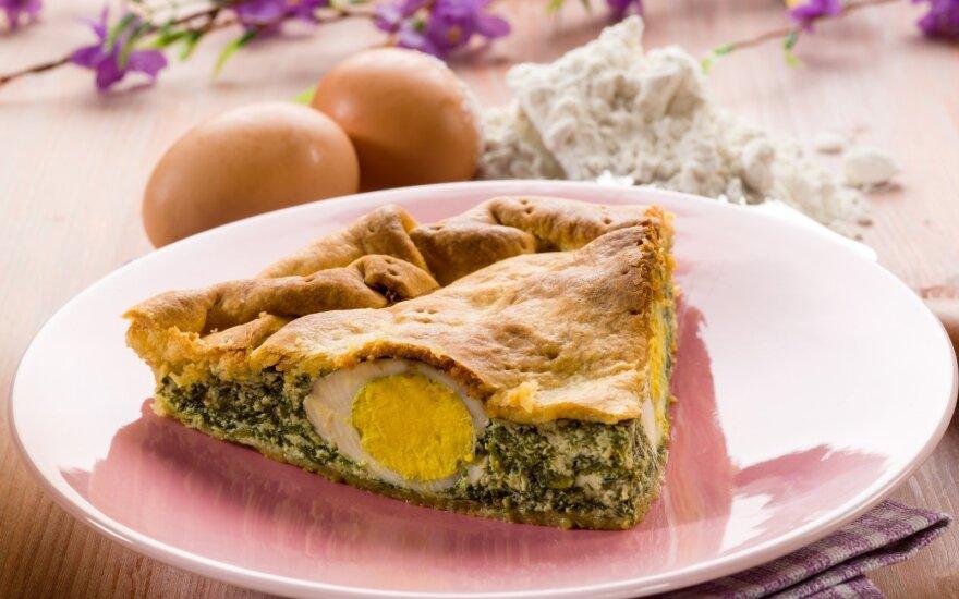 XXI amžiaus Velykos: nebemoka valgyt net kiaušinių