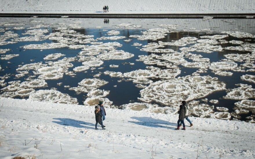 Švelnesnių orų nesitikėkite: arktinis šaltis gali dar labiau nustebinti