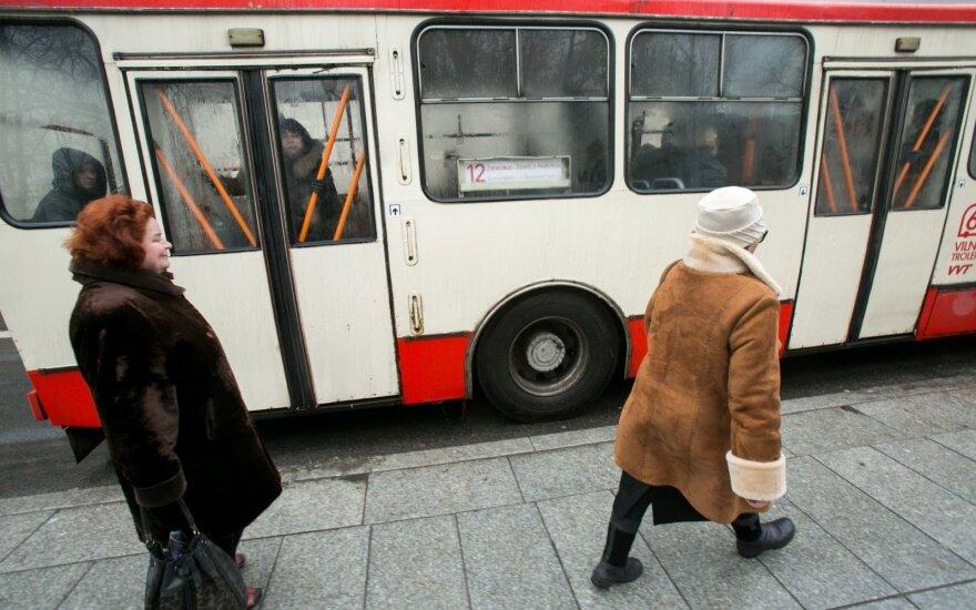 Žaislas prieš rinkimus: ar reikia Vilniui nemokamo viešojo transporto