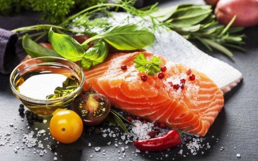 Kaip tinkamai paruošti žuvį, kad pilve neapsigyventų kaspinuotis?