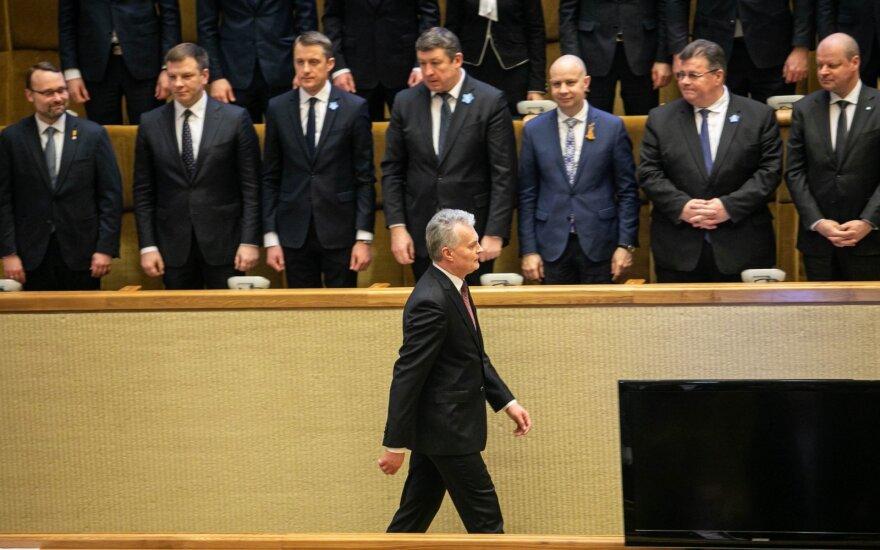 Seimas žengė pirmą žingsnį Nausėdos veto atmetimo link: politinė valia yra