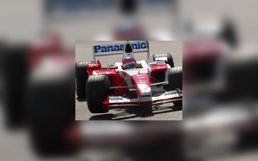 """Ricardo Zonta (""""Toyota"""")"""