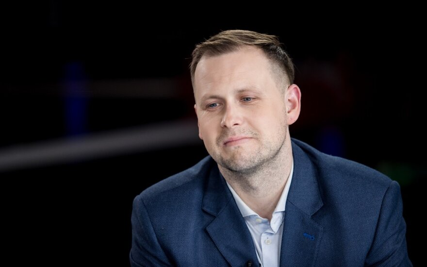 Mažvydas Jastramskis