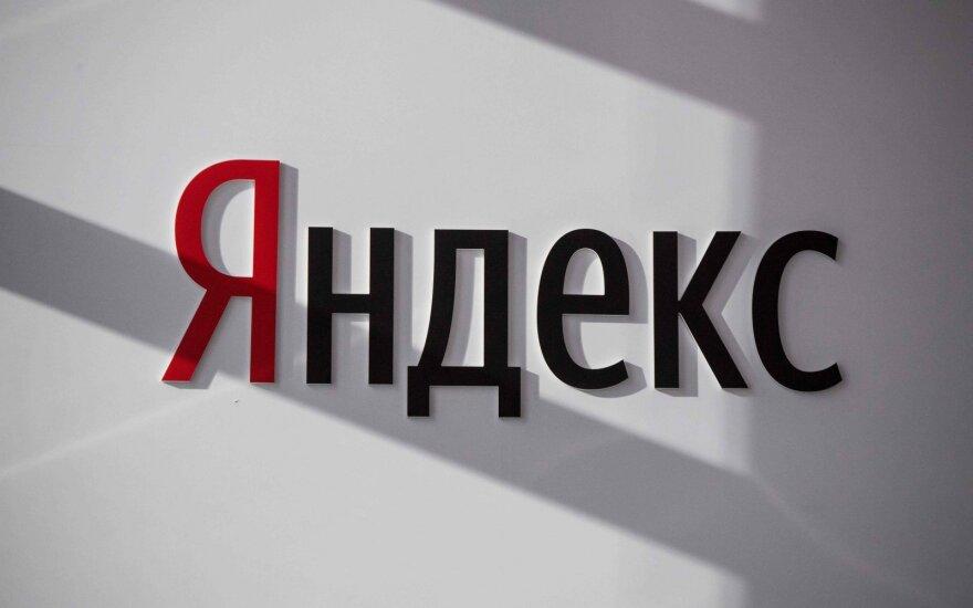 """Saugumo specialistai įspėja: Rusijos kompanija """"Yandex"""" galimai siurbia lietuvių duomenis"""
