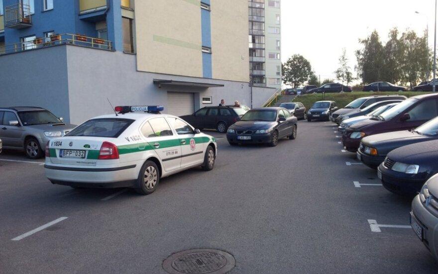 Vilniuje, Ukmergės g. 2012-09-21