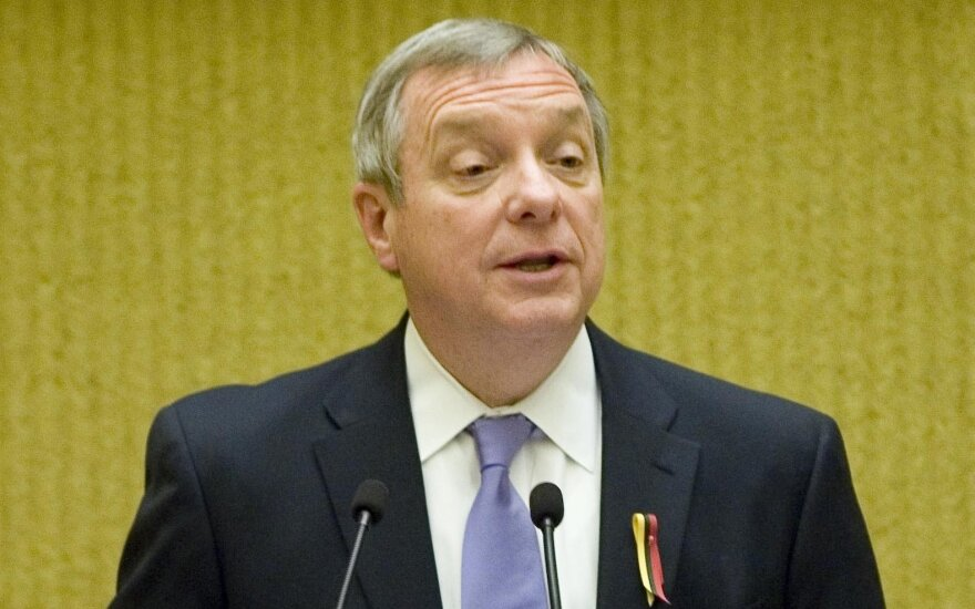 Democratic Senator Richard Durbin