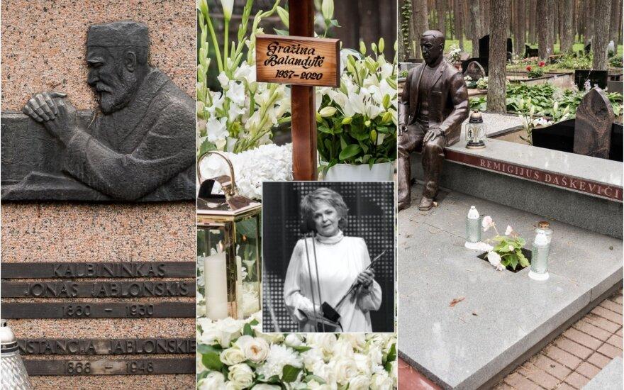 Kauno Petrašiūnų kapinės