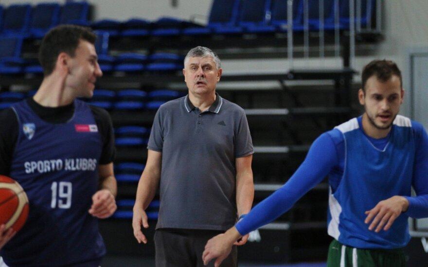 Rimantas Grigas / Foto: Vytautas Mikaitis