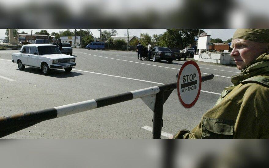 Rusijoje nukautas Kaukazo sukilėlių lyderis