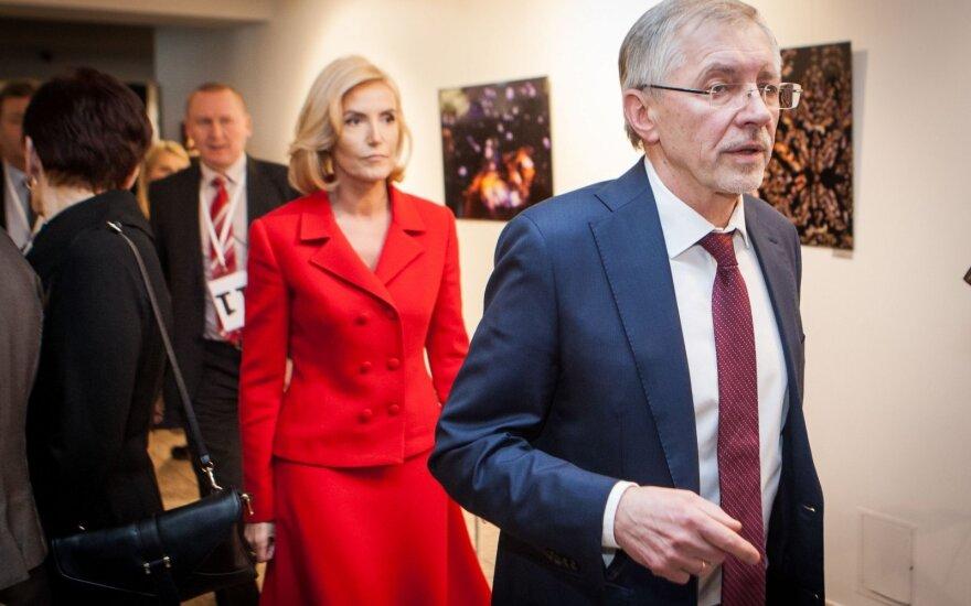 Gediminas Kirkilas, Živilė Pinskuvienė