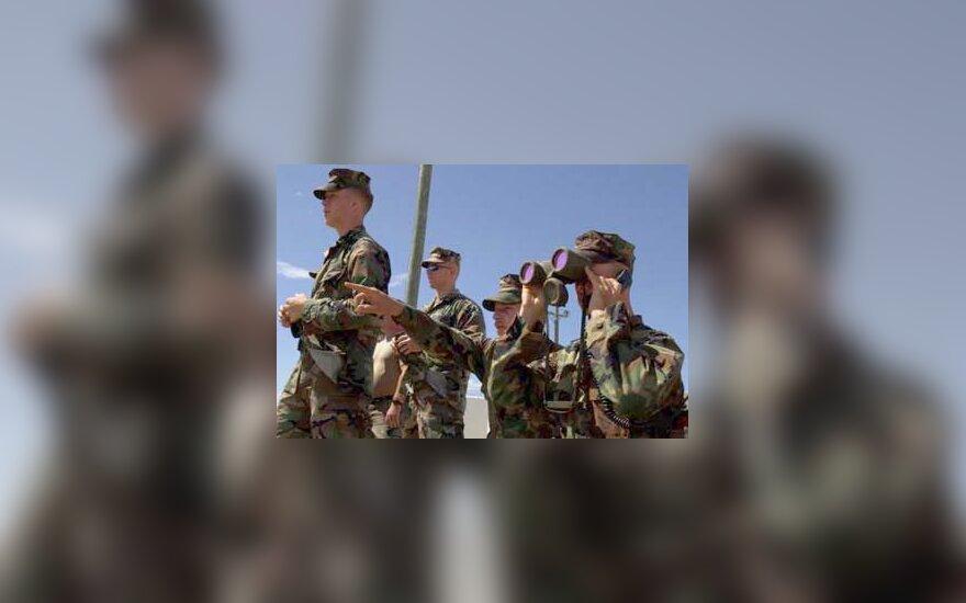U.S. Marine Corps soldiers