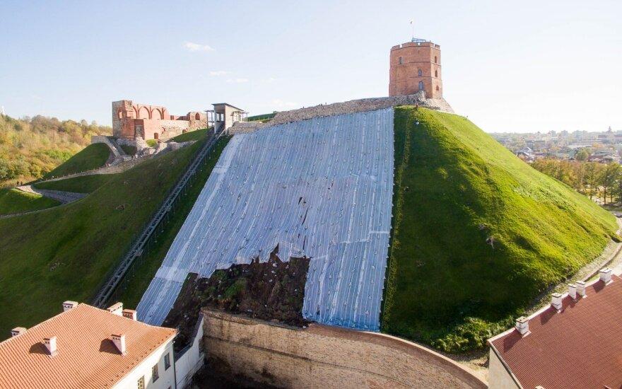 Gediminas Castle Hill
