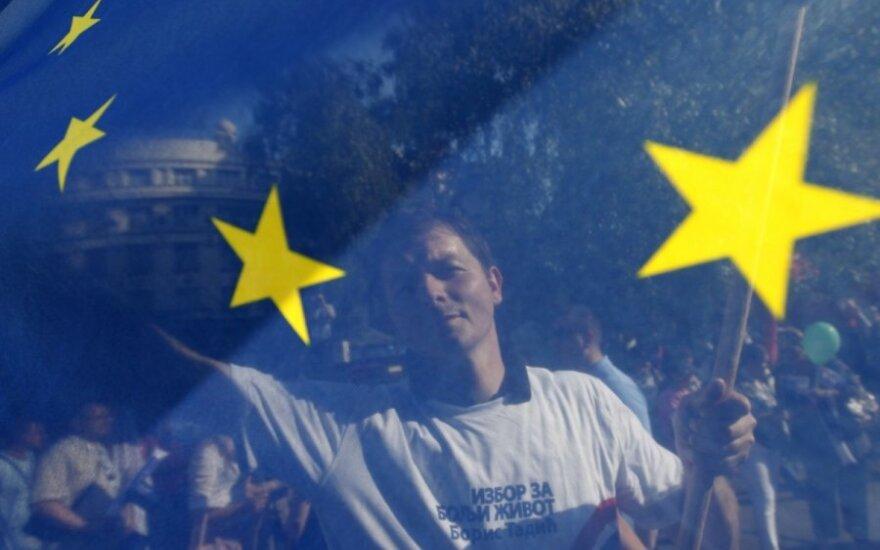 Išbandymų metas: Europai tenka nelengvas pasirinkimas