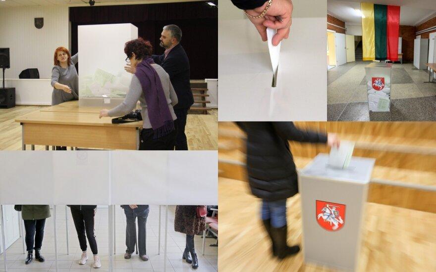 Šilutės rajone skandalas: po balsų skaičiavimo pirmininkė dalį biuletenių parsinešė namo