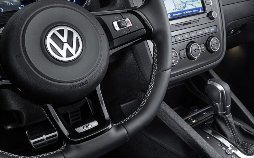 Volkswagen. Asociatyvi nuotr.