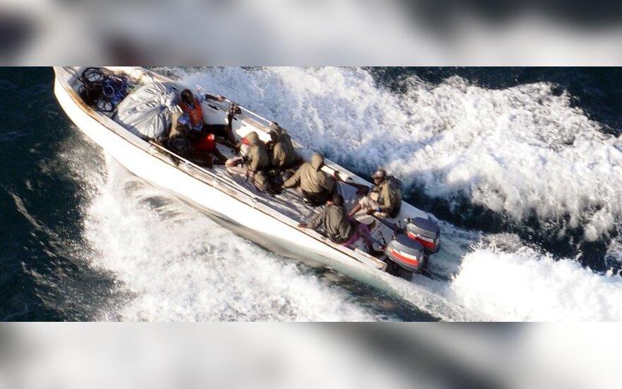 Priverstinė Lietuvos jūrininkų žvejyba Afrikoje – kulkų krušoje