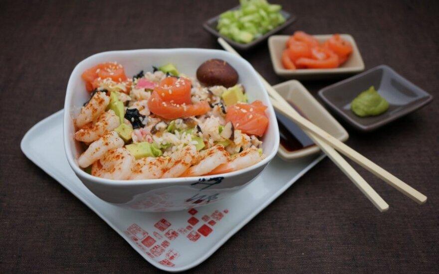 Čiraši – sušis, kurio nereikia vynioti