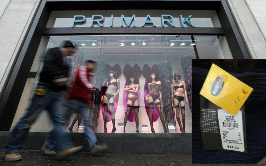 Neįtikėtina: drabužis dėvėtų rūbų parduotuvėje brangesnis už tokį patį naują