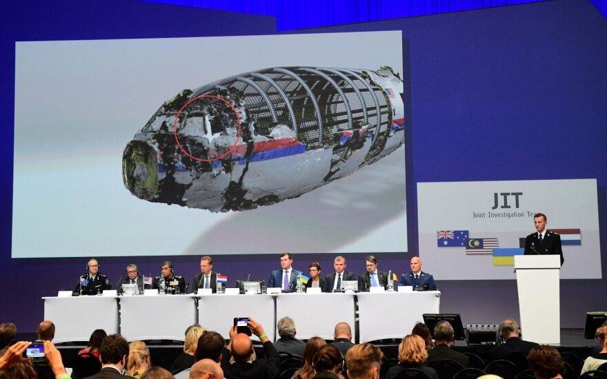 Tragiškas MH17 skrydis: tyrimas atskleidė, kaip viskas vyko iš tikrųjų