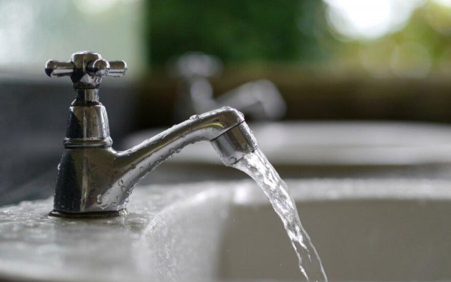 Vanduo iš čiaupo Lietuvoje - švarus ir geros kokybės