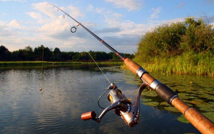Žvejai inspektoriams atskleidė daug paslapčių