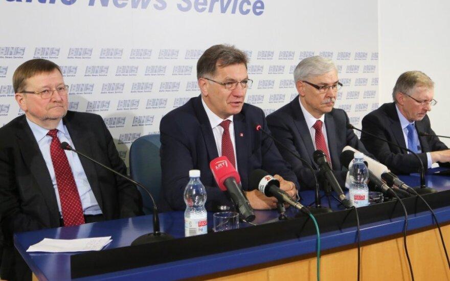 Socialdemokratai žada aštresnę kovą dėl prezidento kėdės