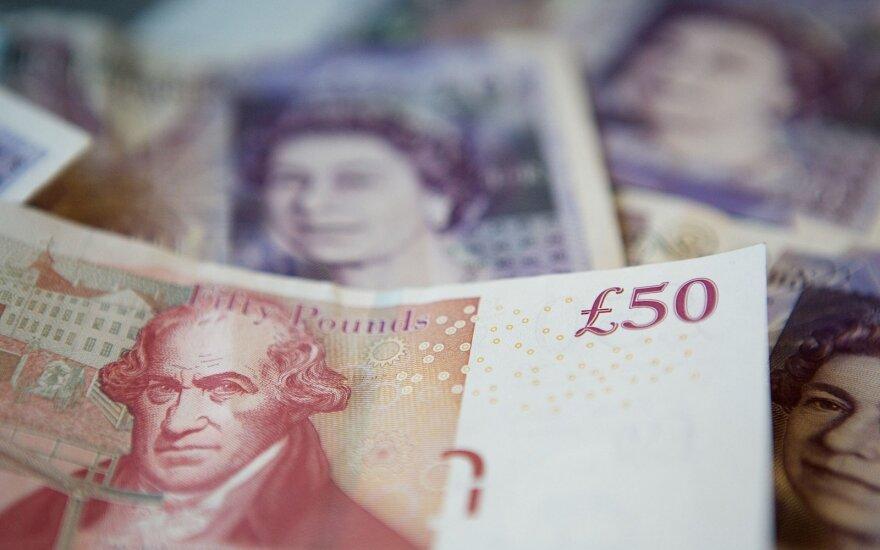 Didžiojoje Britanijoje netikėtai laimėtas 115 mln. svarų prizas