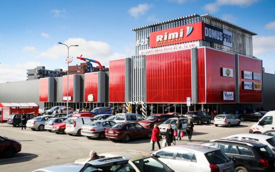 Vilniuje atidarytas naujas parduotuvių parkas