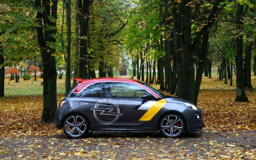 """Opel Adam S"""